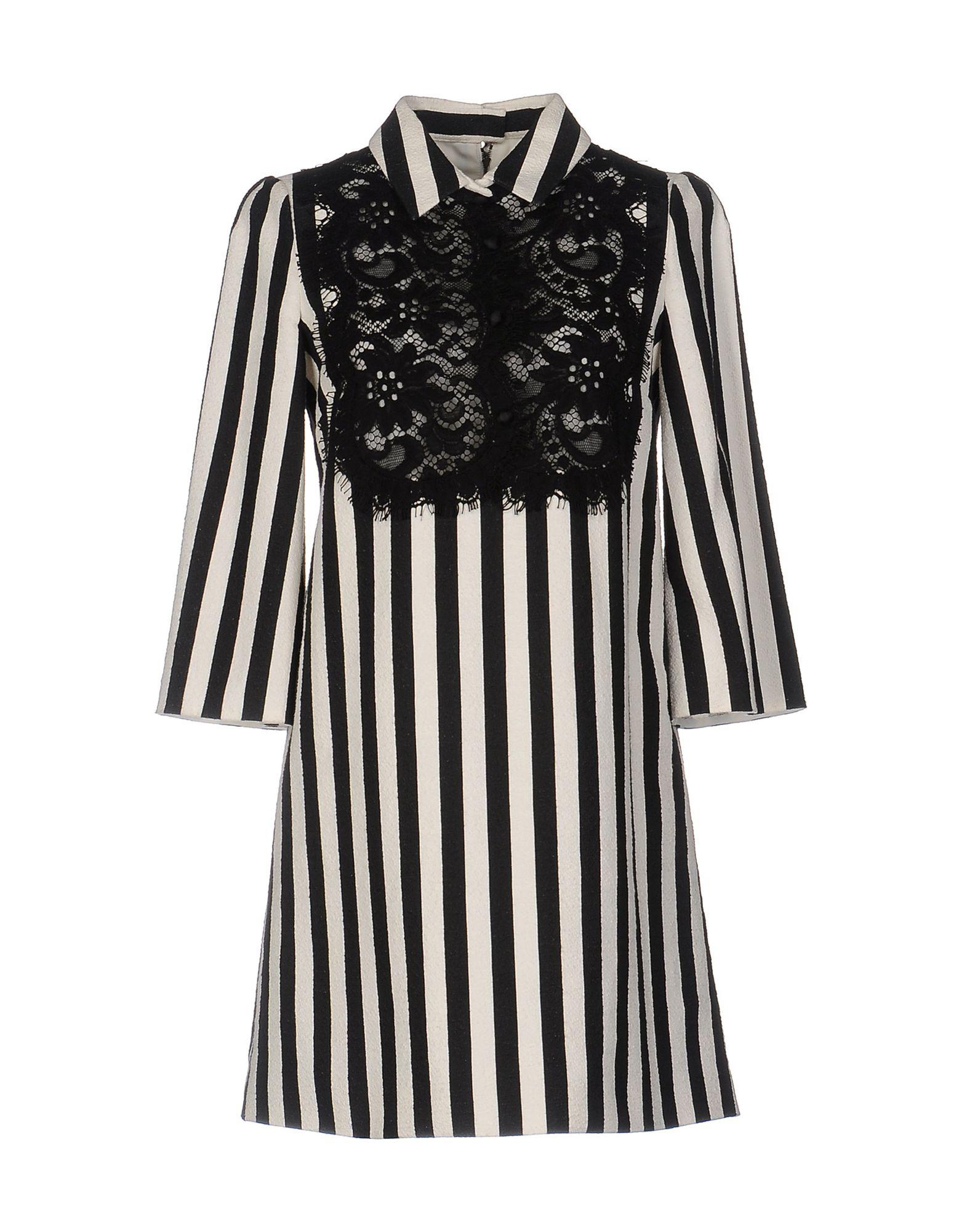 купить DOLCE & GABBANA Короткое платье по цене 37400 рублей