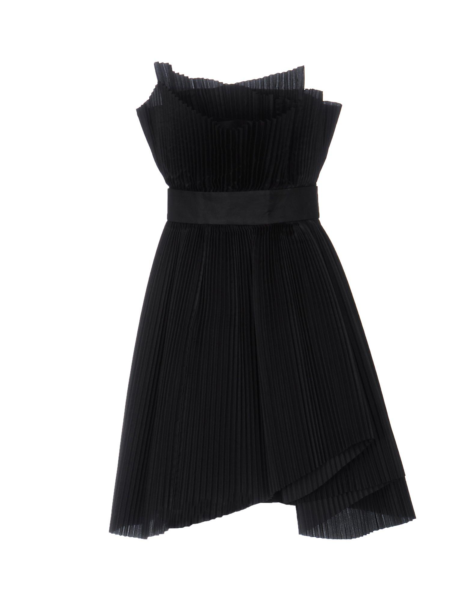 CAPUCCI Короткое платье цена 2017