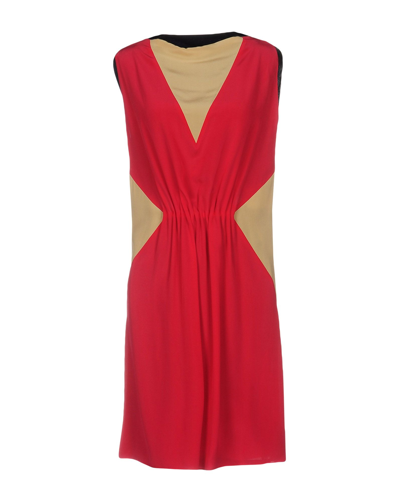 VIONNET Платье до колена цена 2017
