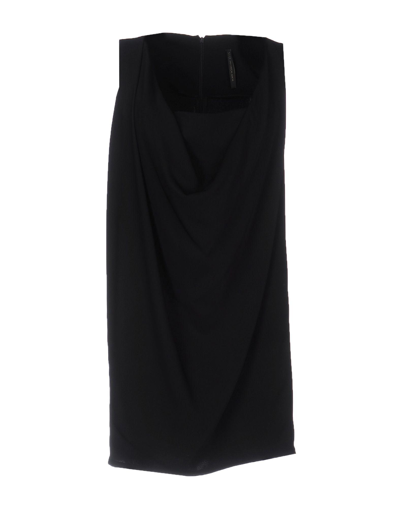 PLEIN SUD PAR FAYҪAL AMOR Короткое платье cacharel туалетная вода женская amor amor l eau 50 мл os
