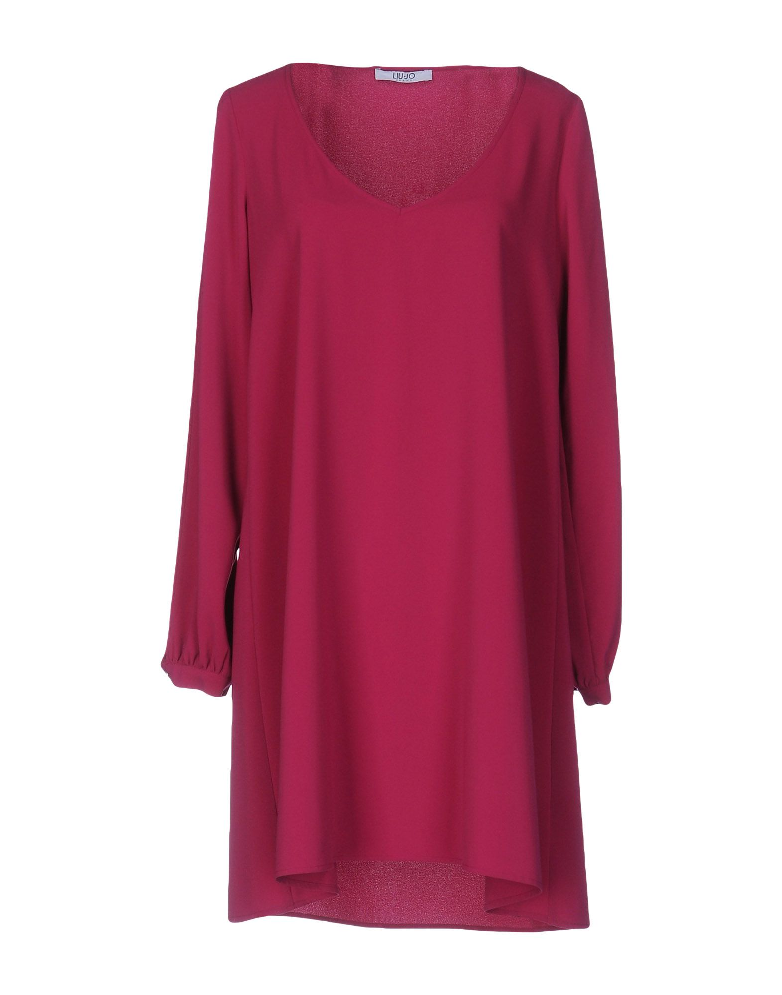 LIU •JO JEANS Короткое платье лонгслив liu jo jeans liu jo jeans li003ewuxx58