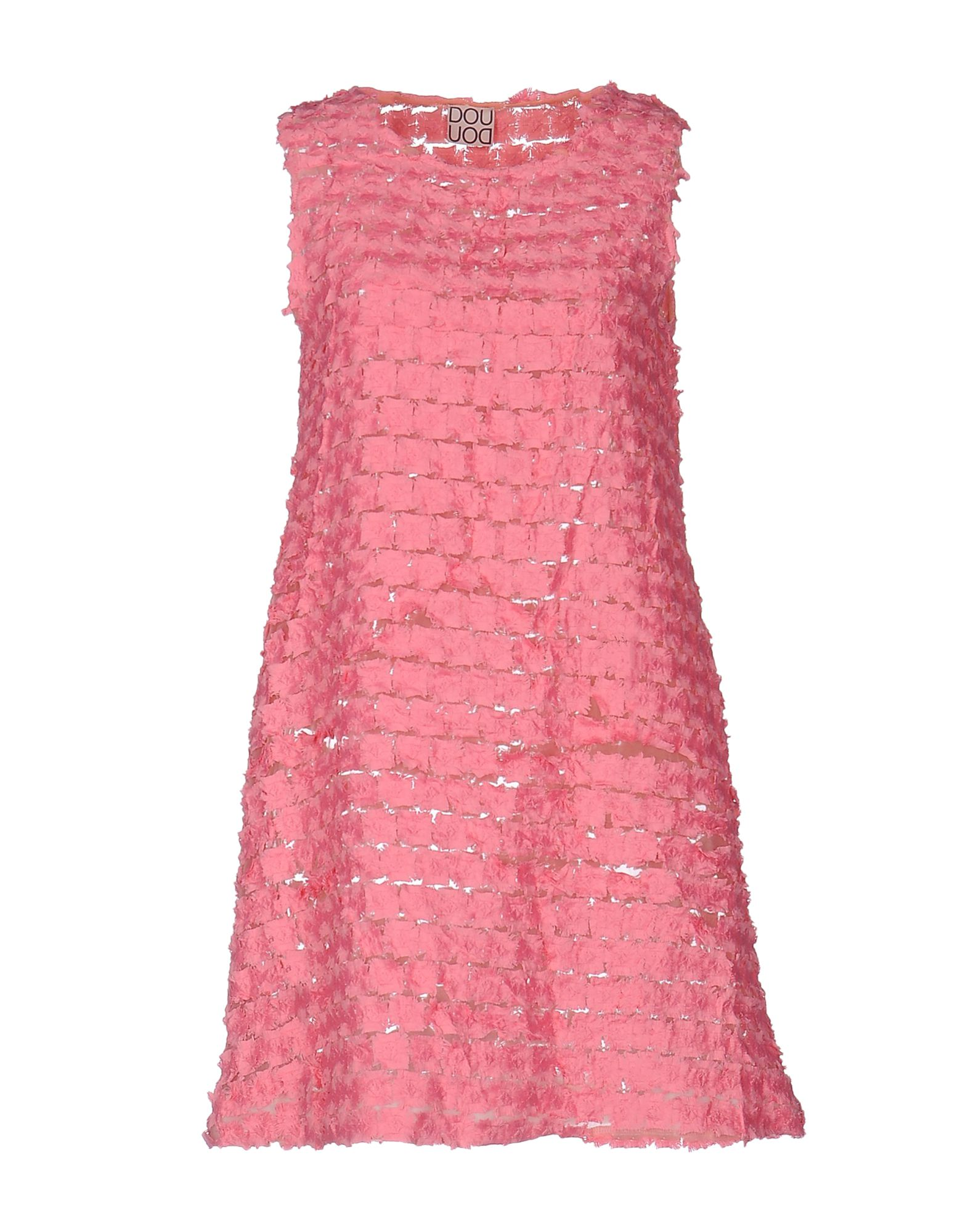 DOUUOD Short Dress in Pink