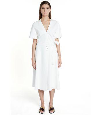 LANVIN Dress D SATIN CRÊPE DRESS F