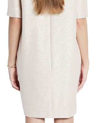 LANVIN LAMÉ DRESS Dress D a