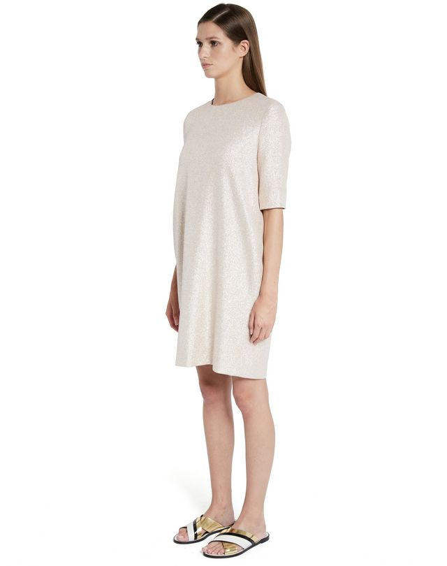 LANVIN LAMÉ DRESS Dress D d
