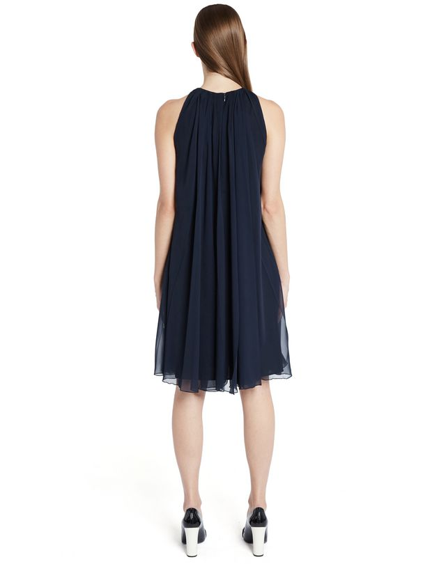 LANVIN SILK CHIFFON DRESS Dress D e