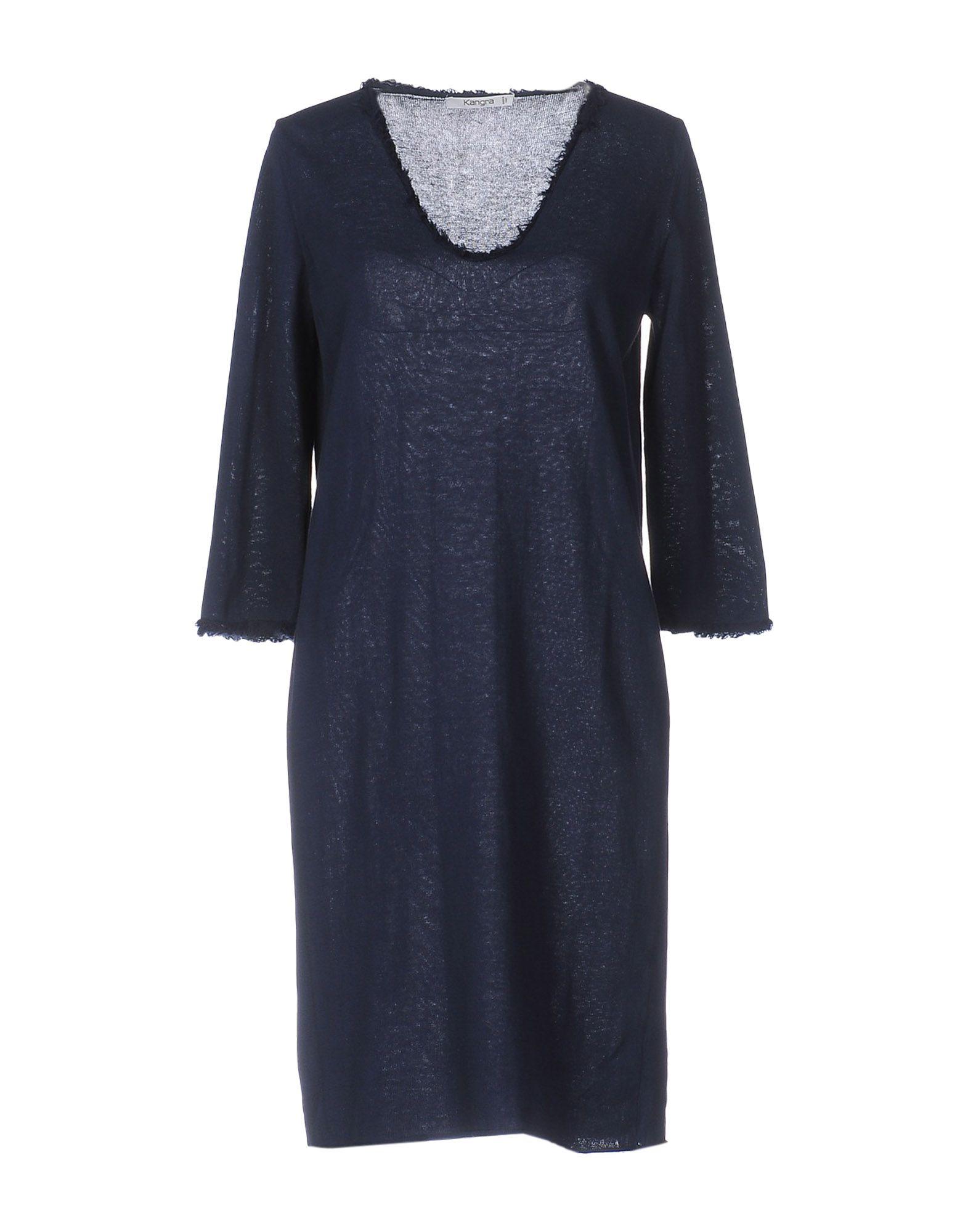 Kangra Cashmere Knee - length Dresses