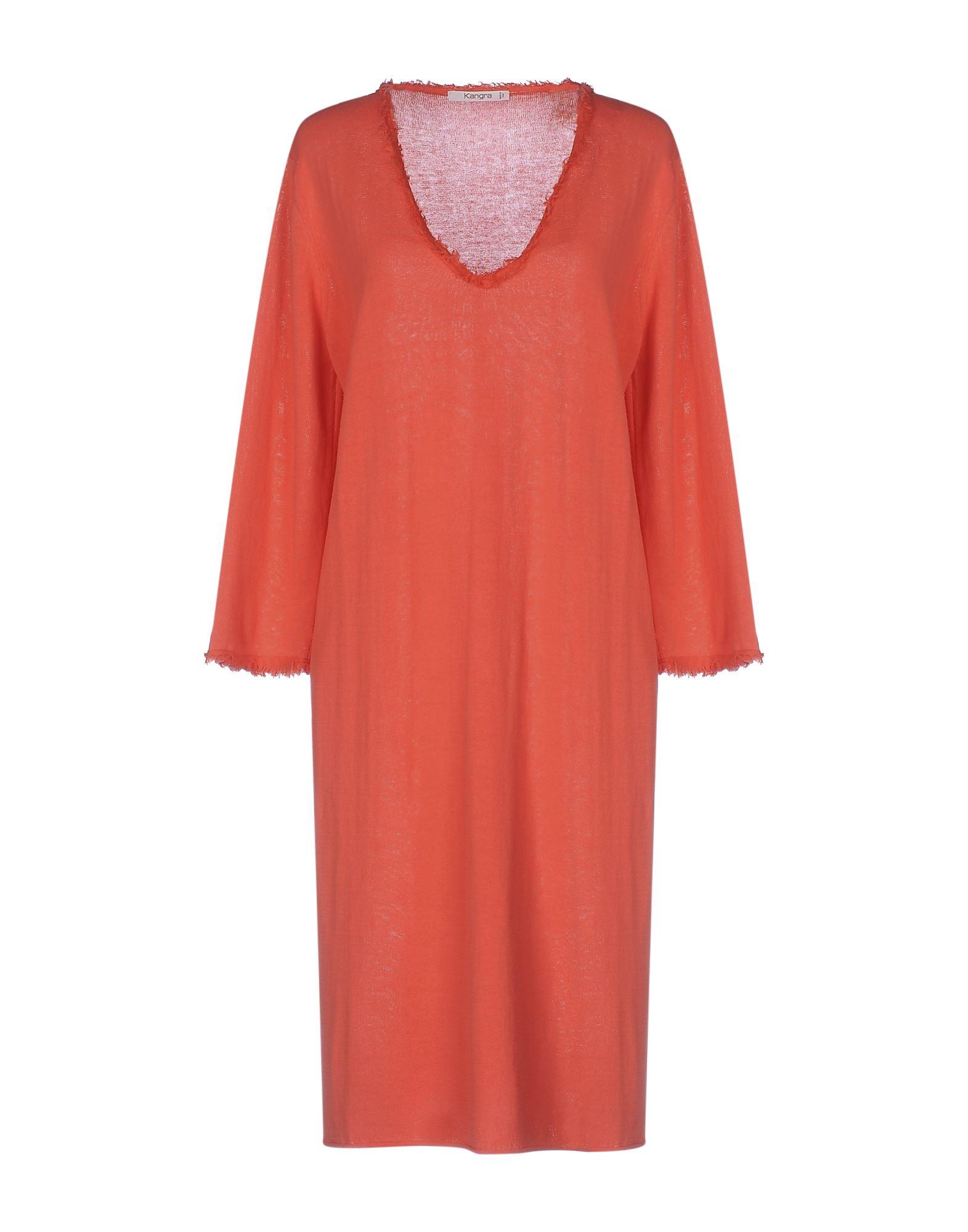 Фото - KANGRA CASHMERE Платье до колена autumn cashmere платье до колена