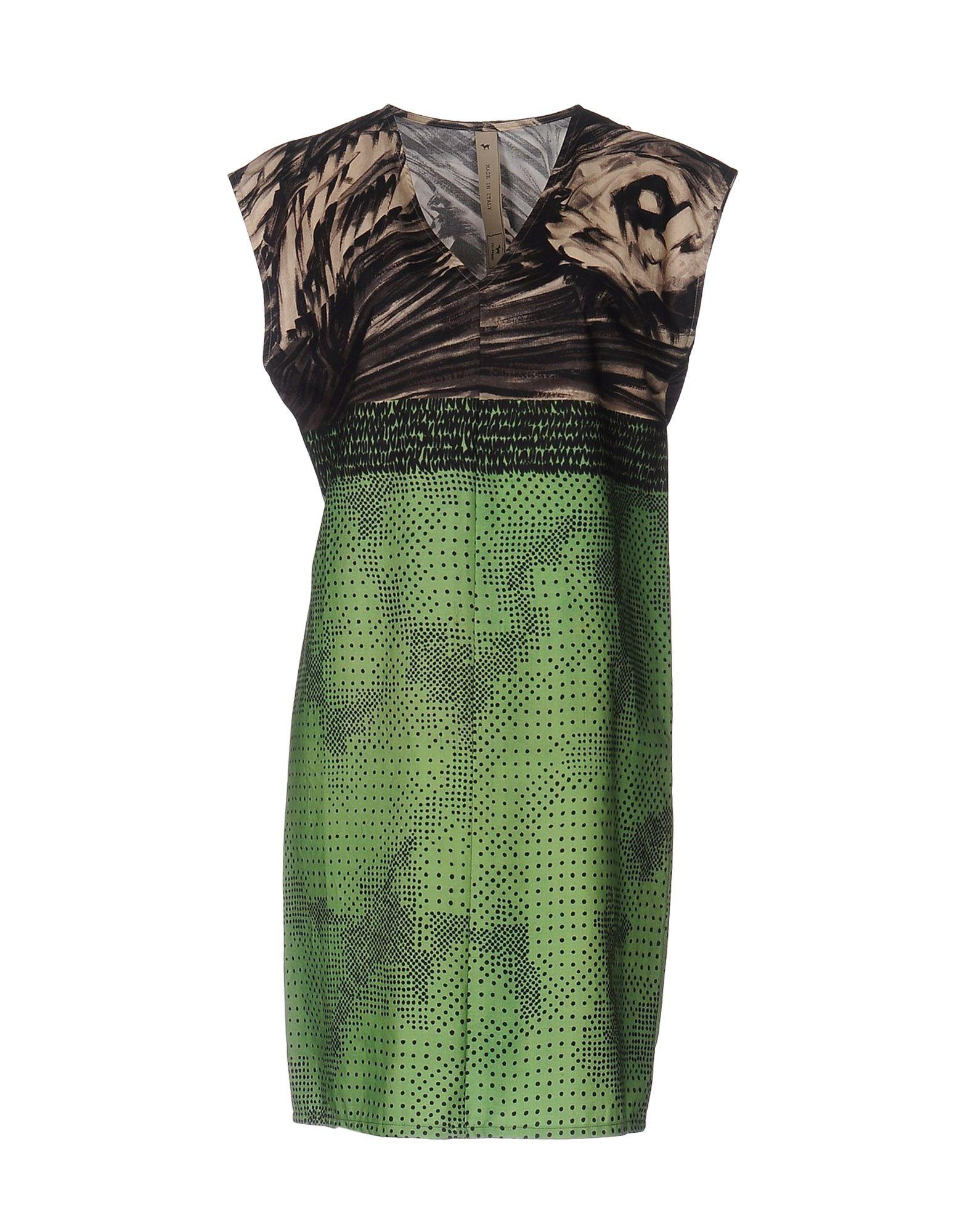 TITTI PEGGY Короткое платье цена 2017