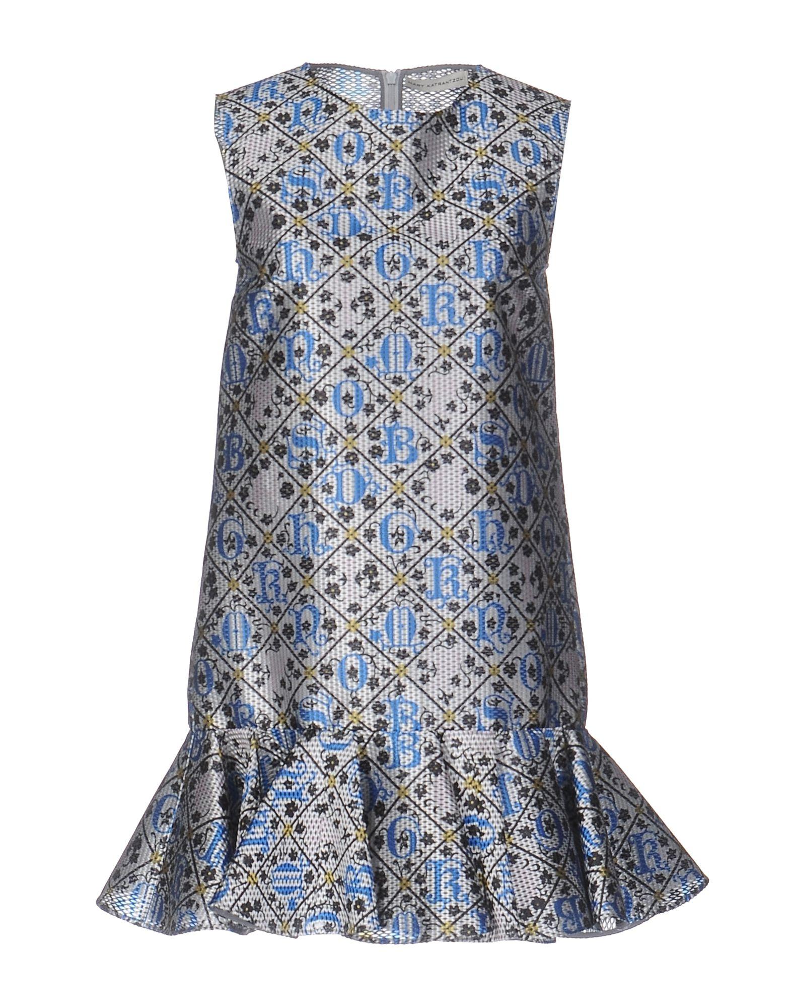 MARY KATRANTZOU Короткое платье mary depp короткое платье