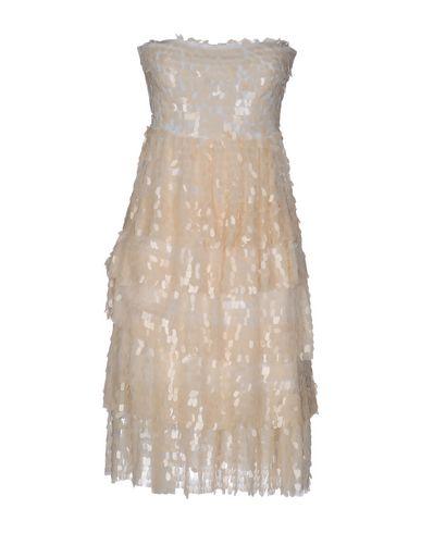 Короткое платье ROSE' A POIS 34691501PF