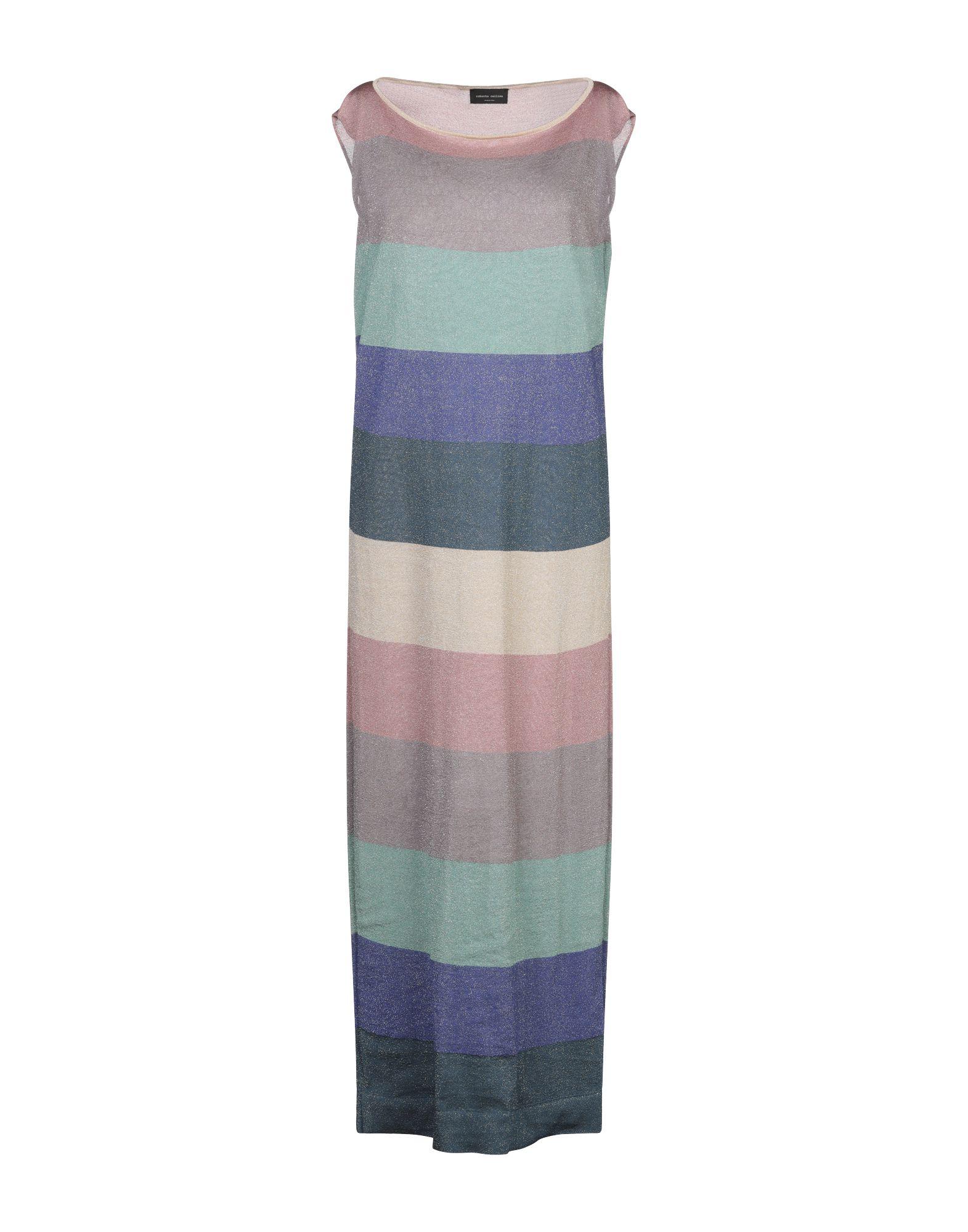 ROBERTO COLLINA Длинное платье