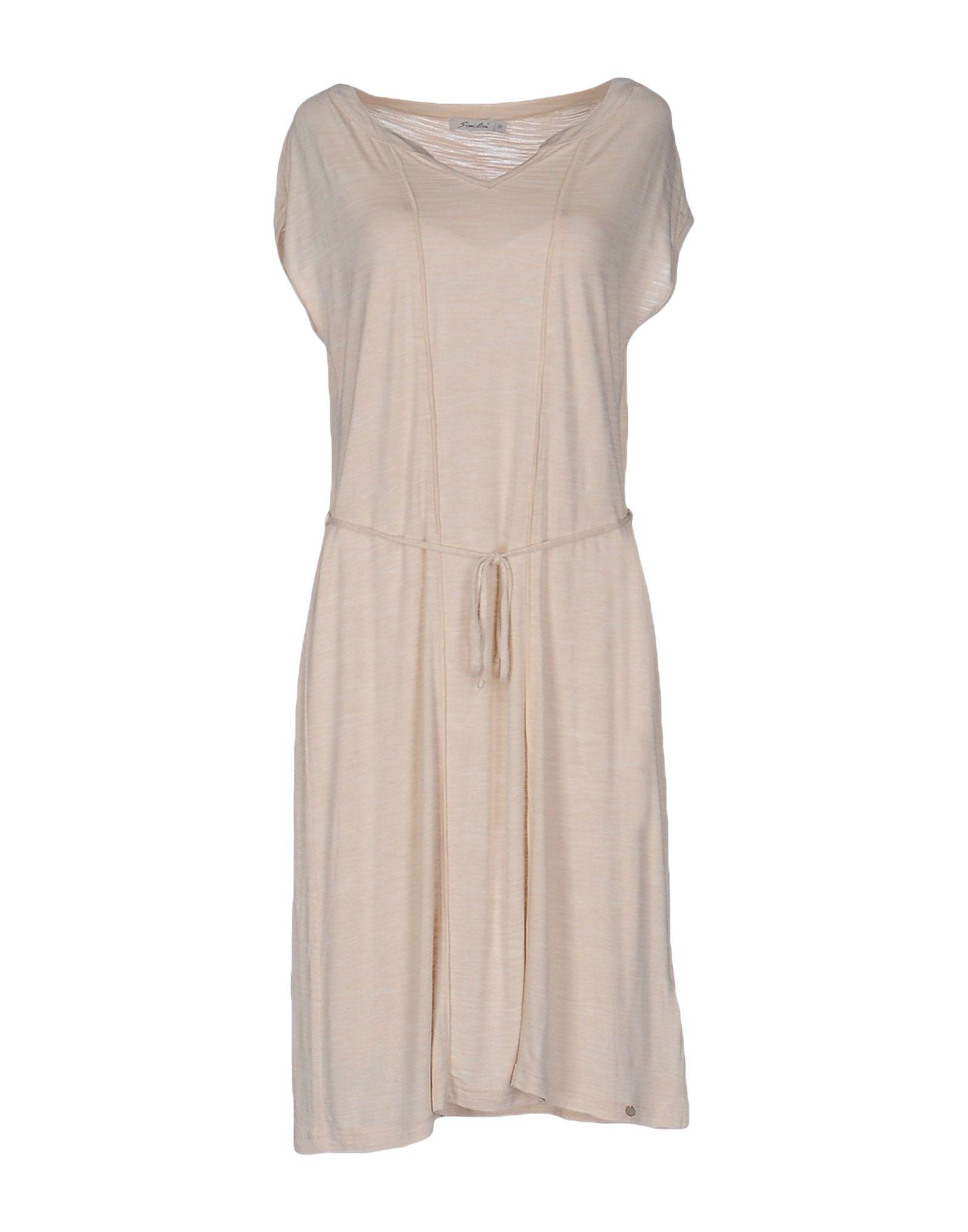 SIMCLAN® Платье до колена simclan® длинная юбка