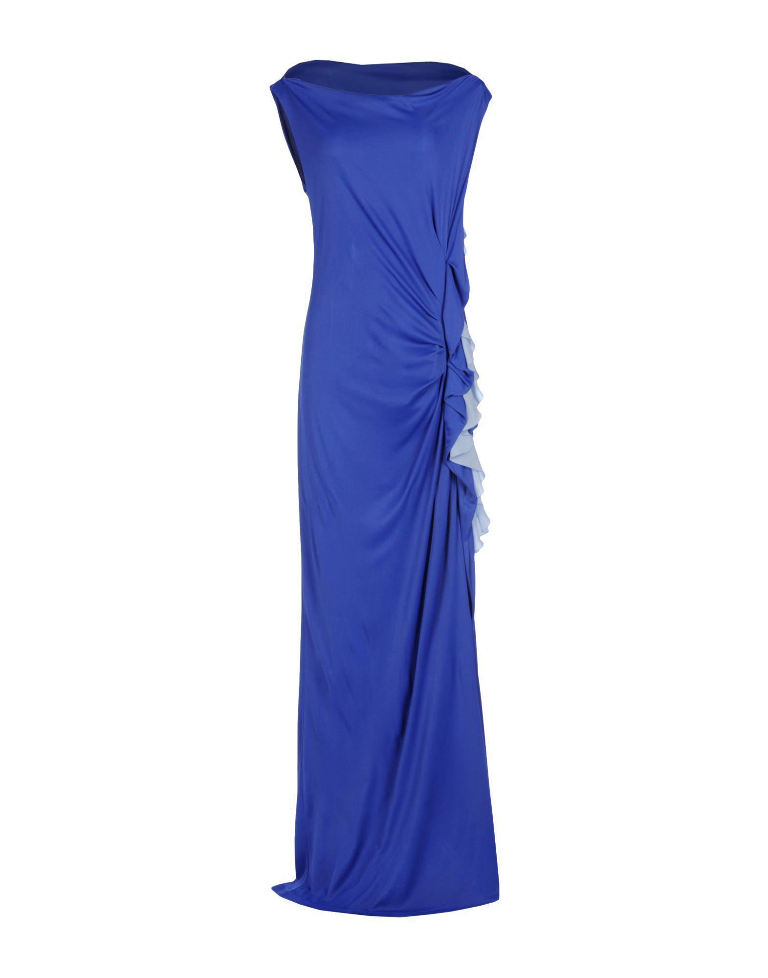 EMANUEL UNGARO Длинное платье emanuel ungaro длинное платье