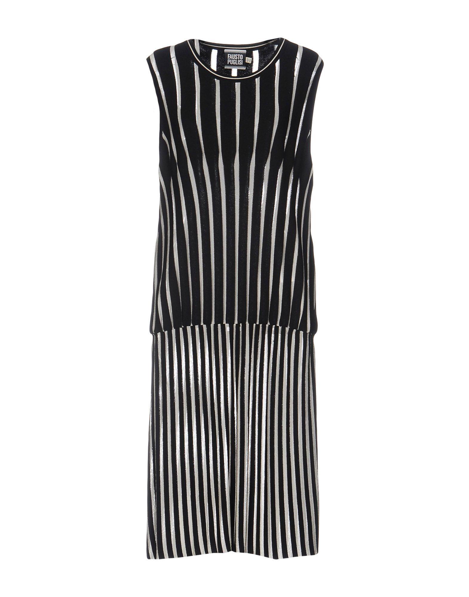 fausto puglisi g16020479007 FAUSTO PUGLISI Платье до колена