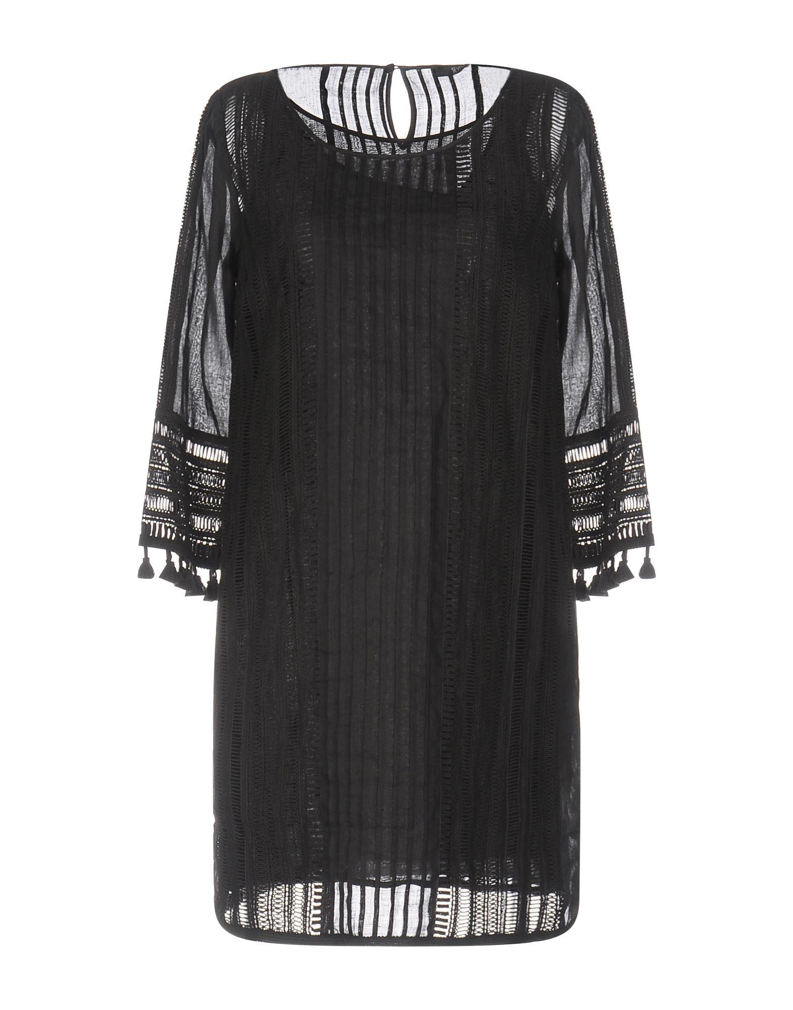 SEVENTY SERGIO TEGON Короткое платье цена 2017