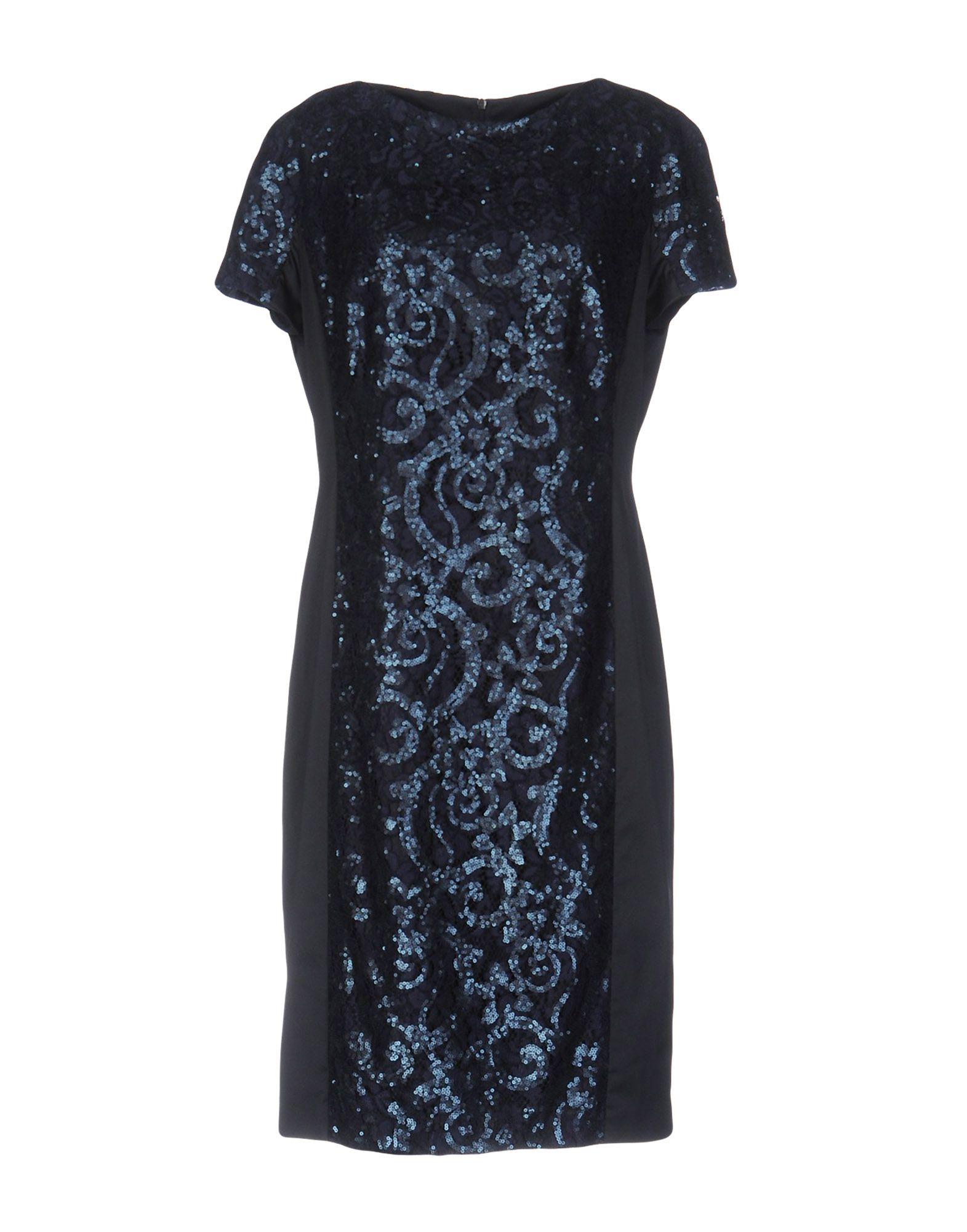 BARBARA SCHWARZER Платье до колена barbara schwarzer короткое платье