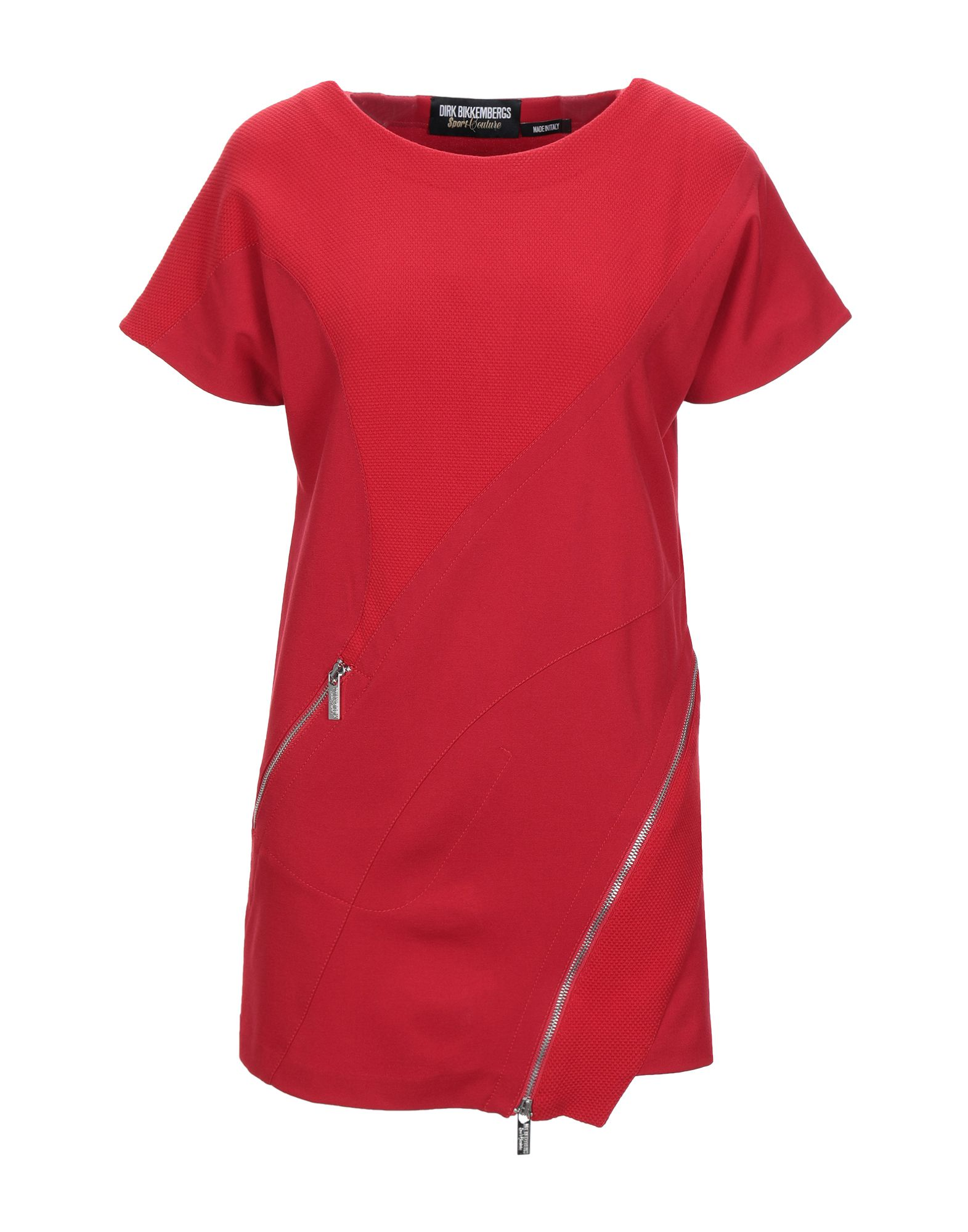 DIRK BIKKEMBERGS Короткое платье