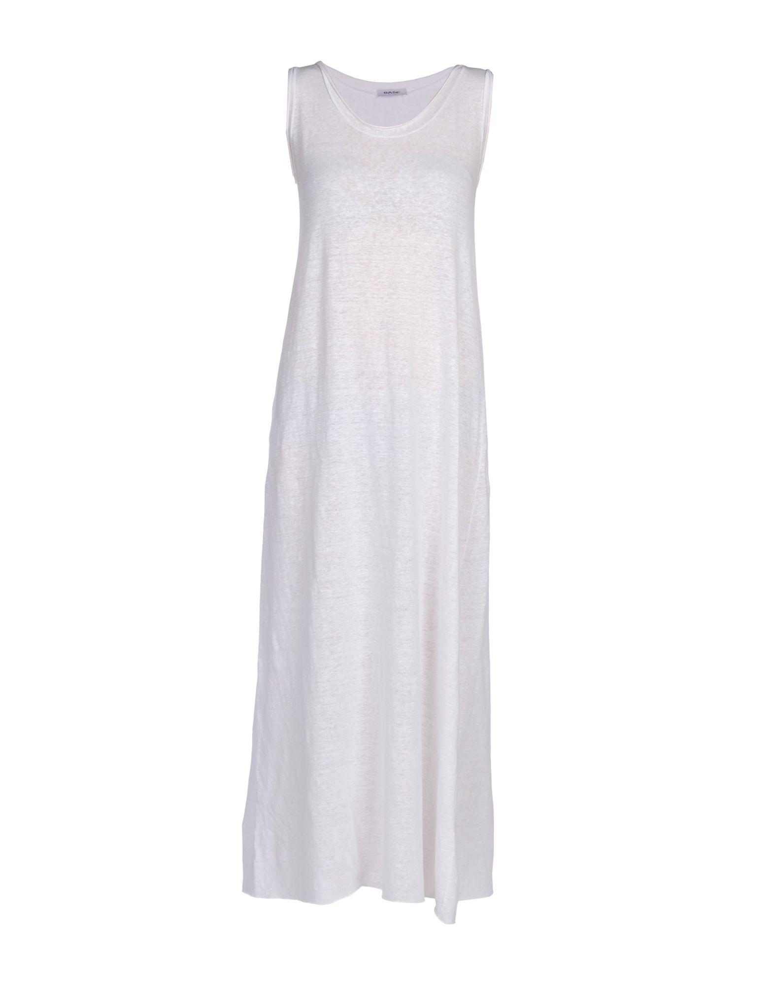 BASE Платье длиной 3/4 lisa corti платье длиной 3 4