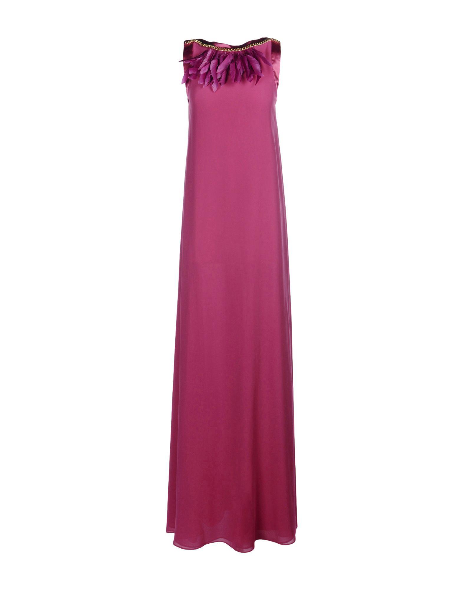 LES COCKTAILS DE LIU •JO Длинное платье les cocktails de liu •jo длинное платье