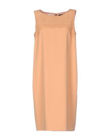 Короткое платье SILK AND SOIE 34694957EI