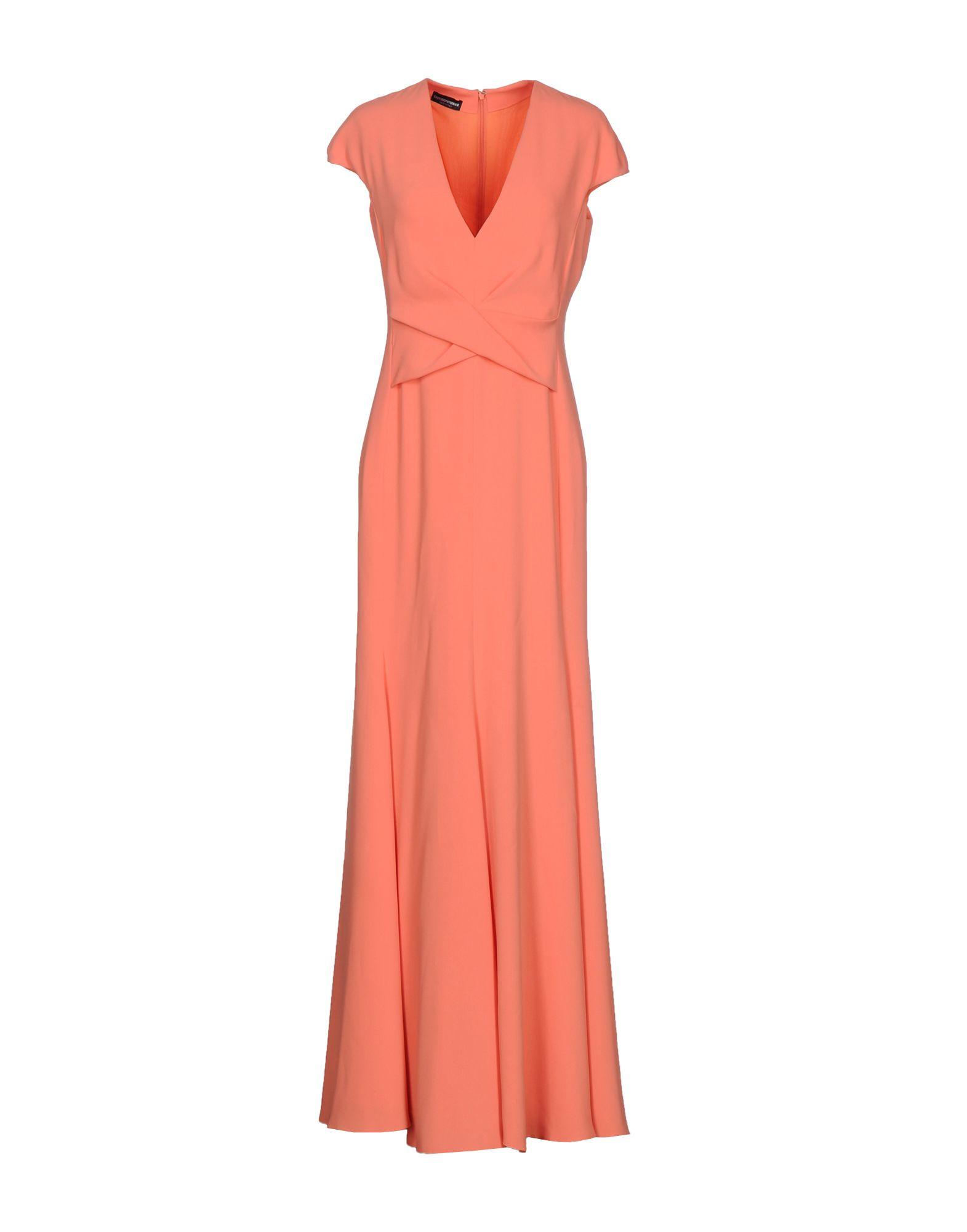 EMPORIO ARMANI Длинное платье sexy woman длинное платье