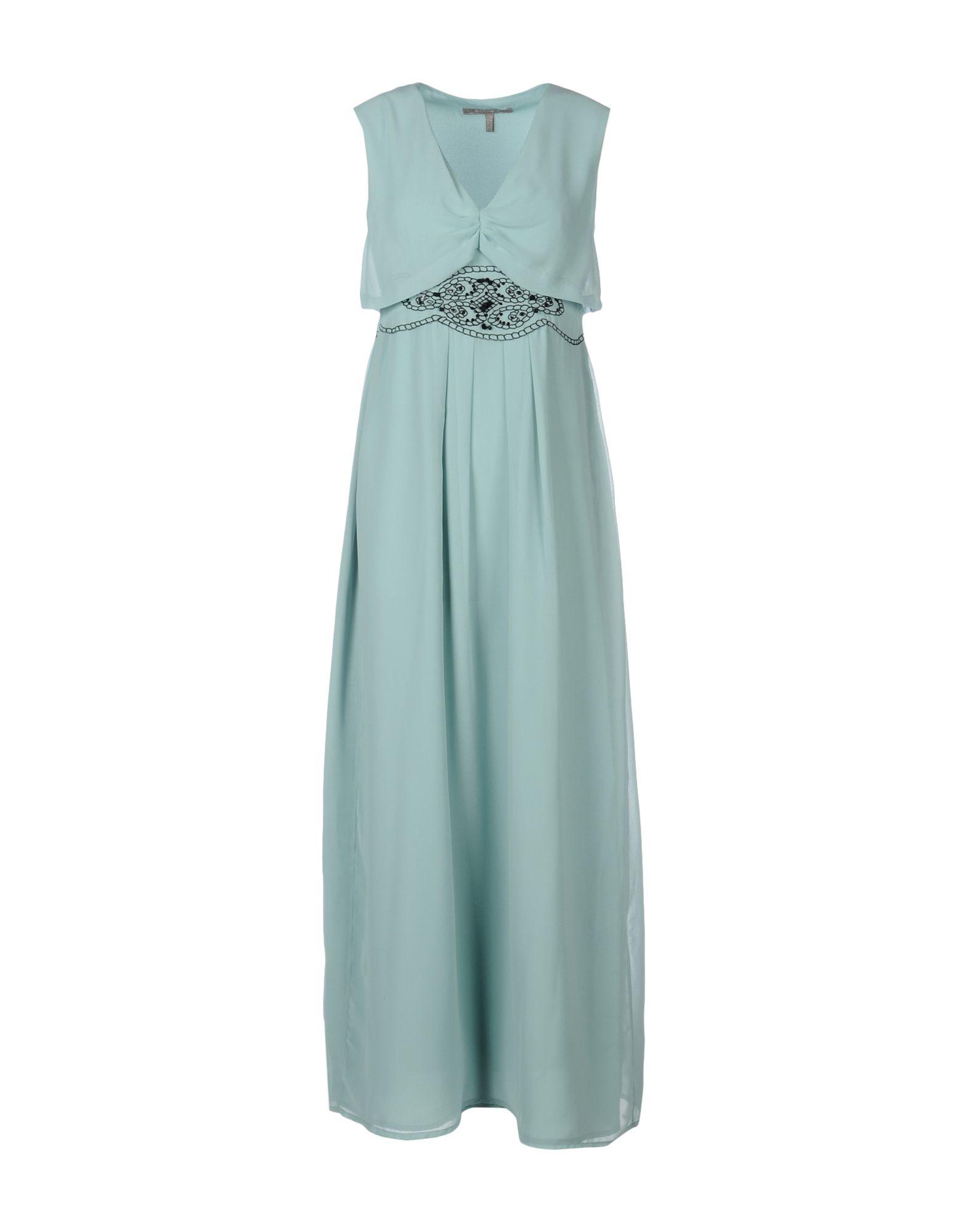 ACCIAIO Длинное платье acciaio