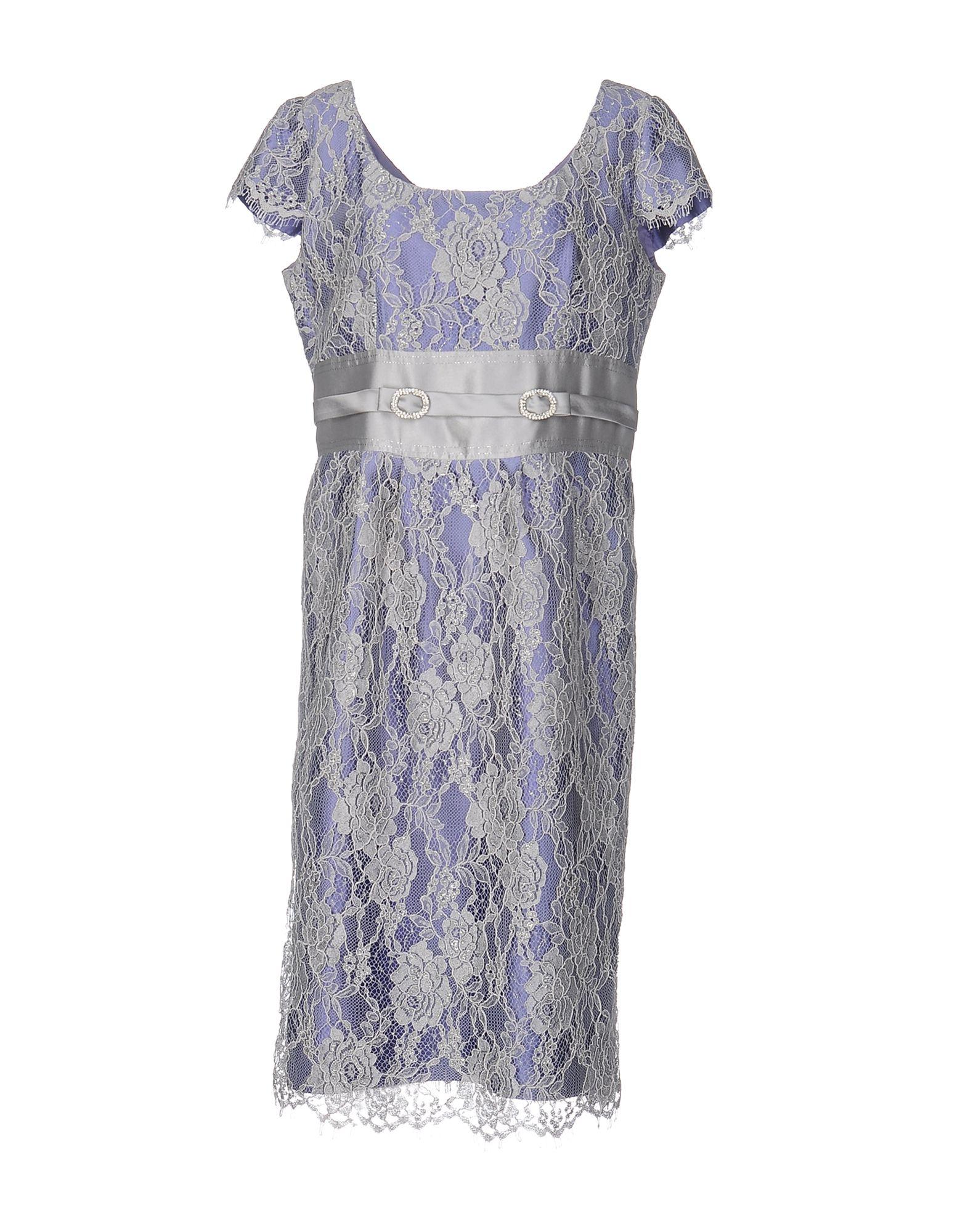 цена  TERESA RIPOLL Платье до колена  онлайн в 2017 году