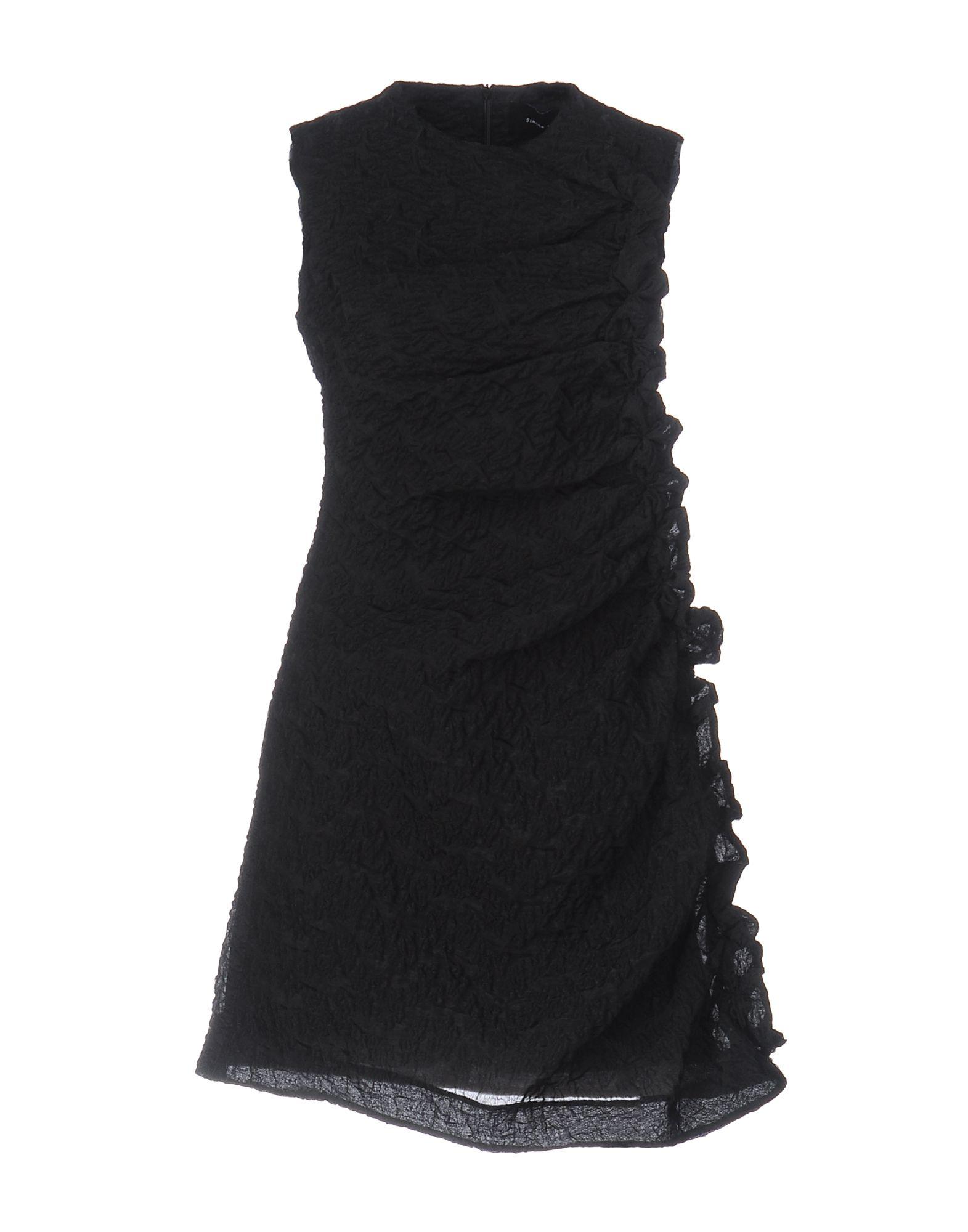 simone rocha x j brand короткое платье SIMONE ROCHA Короткое платье