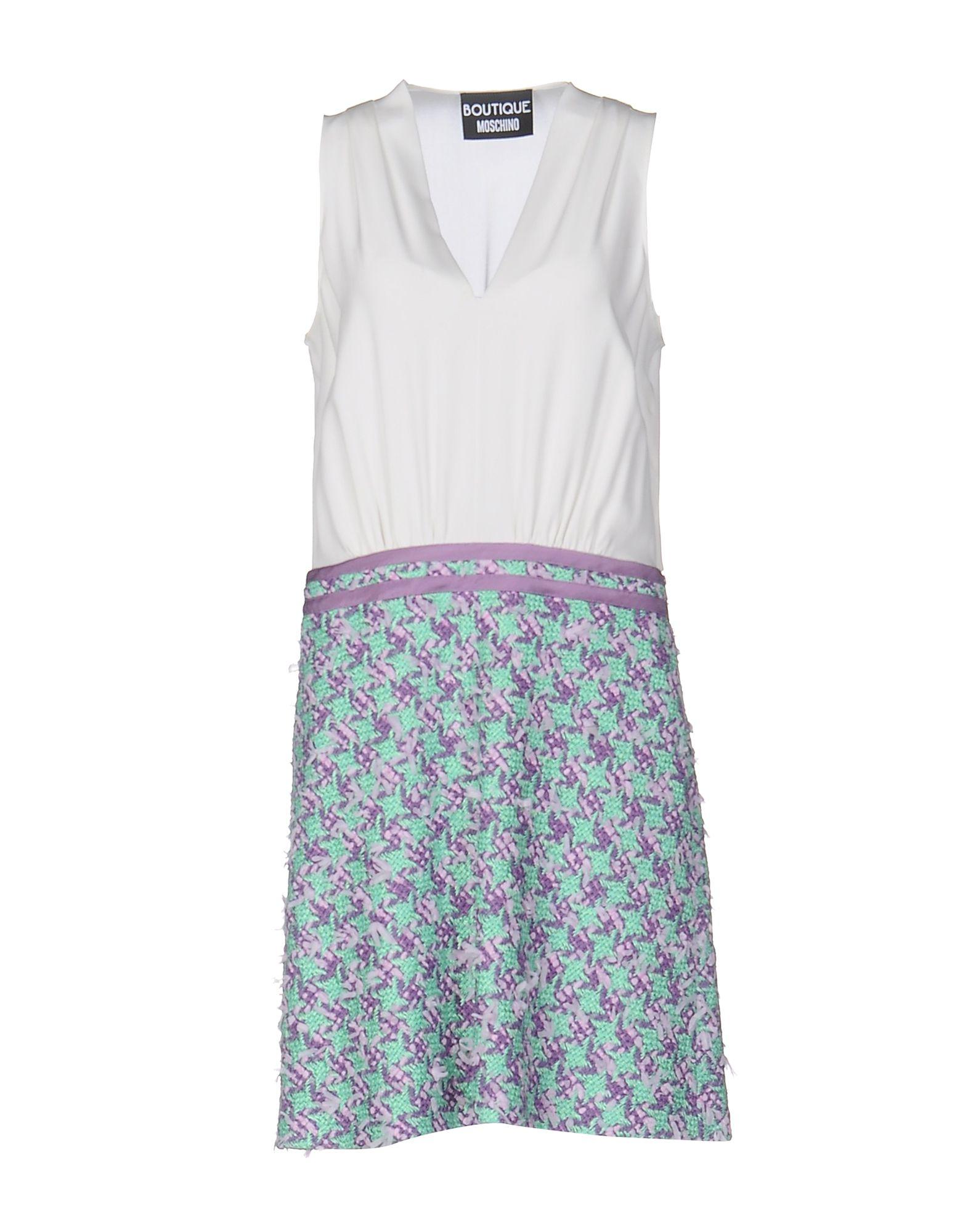 ФОТО boutique moschino короткое платье