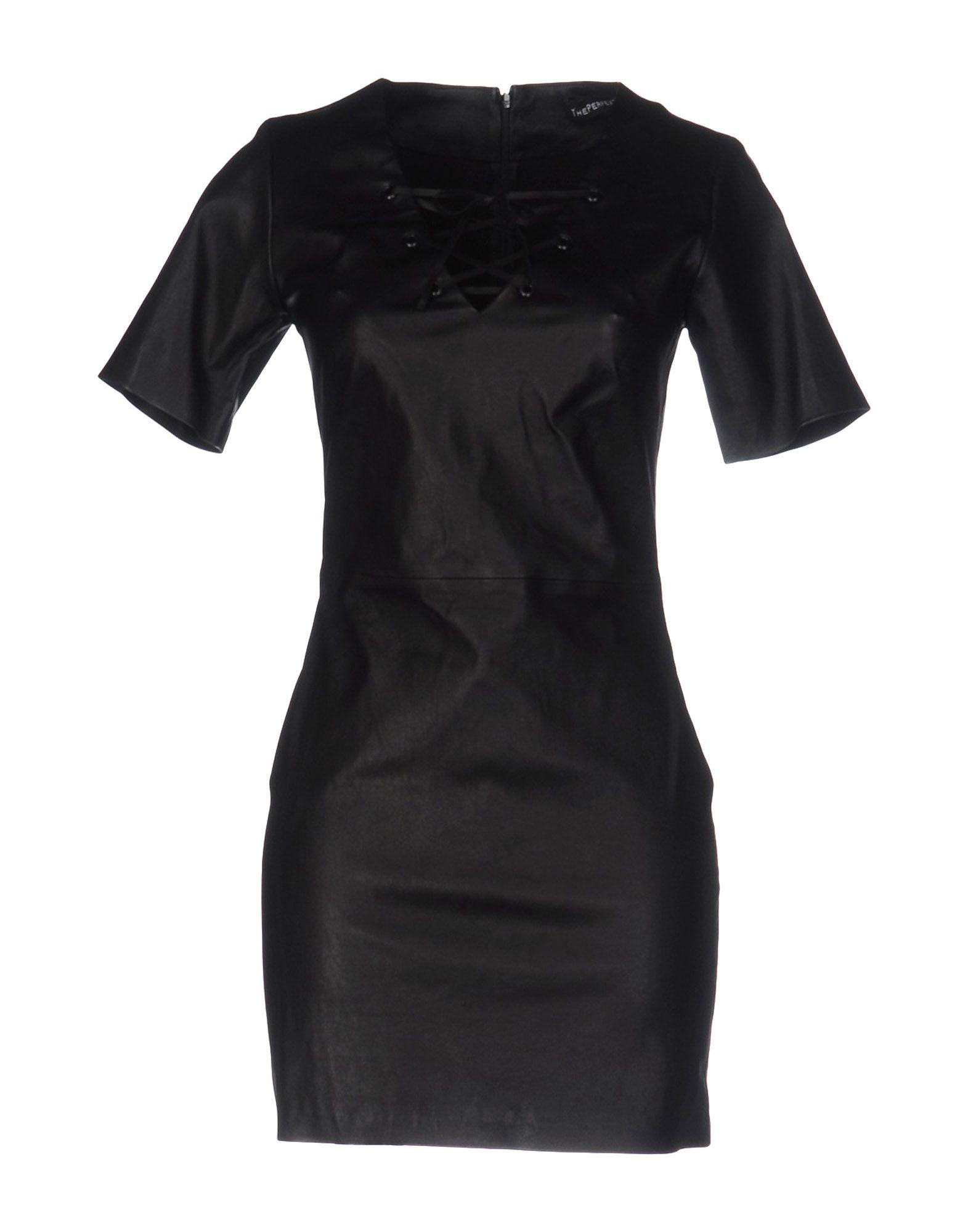 THEPERFEXT Короткое платье стоимость
