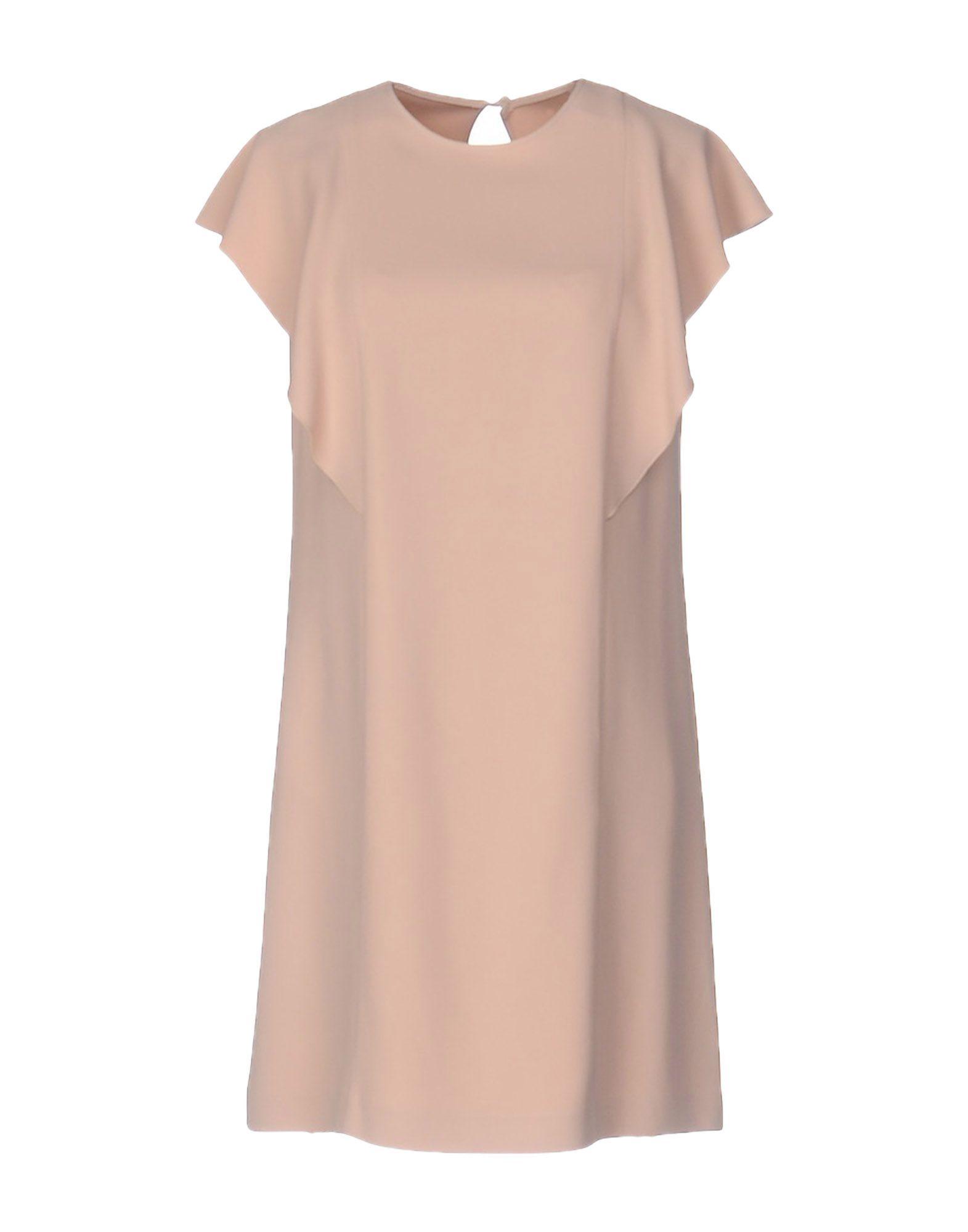 TIZIANA PAVONCELLI Короткое платье