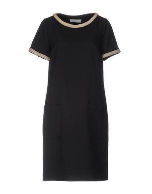 CIVIT Damen Kurzes Kleid Farbe Schwarz Größe 5 Sale Angebote Schwarzheide