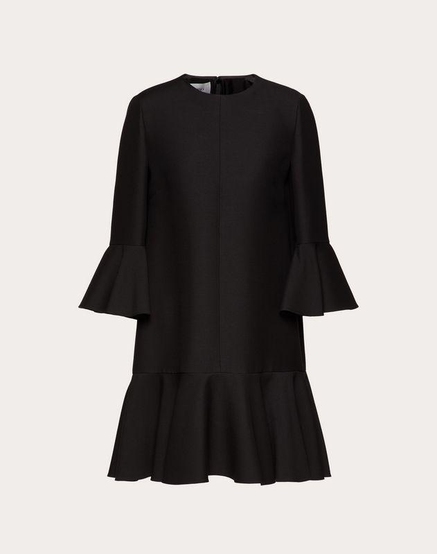 크레이프 쿠튀르 드레스