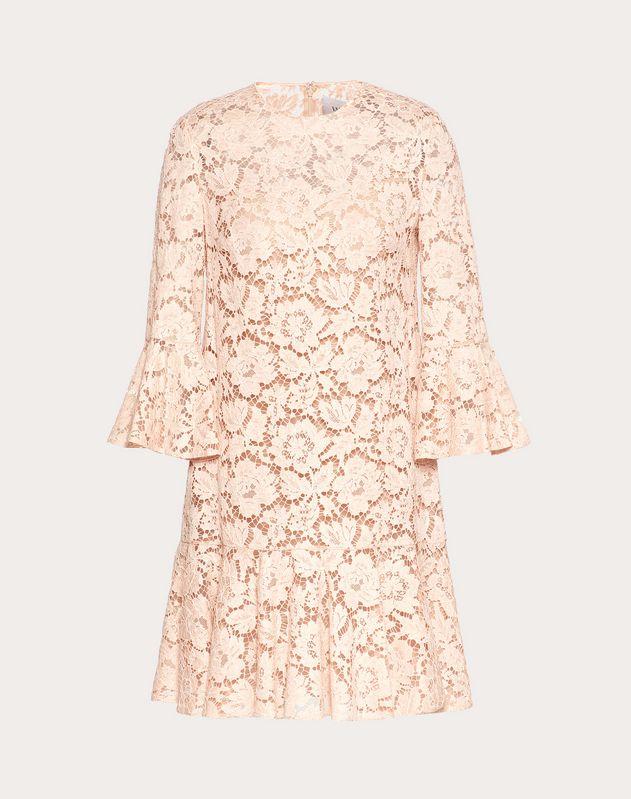 헤비 레이스 드레스
