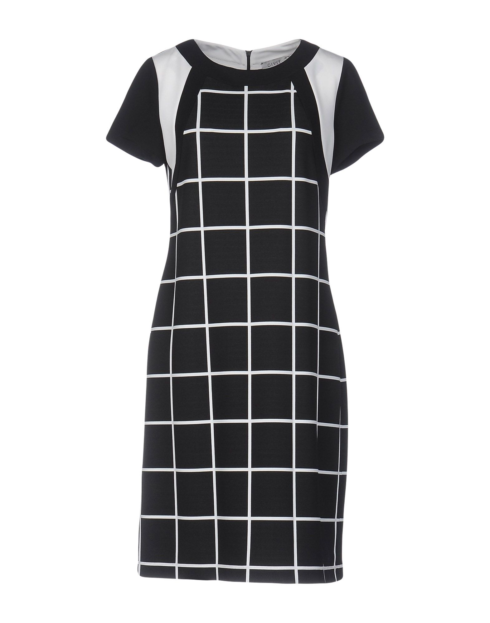 CIVIT Короткое платье civit короткое платье