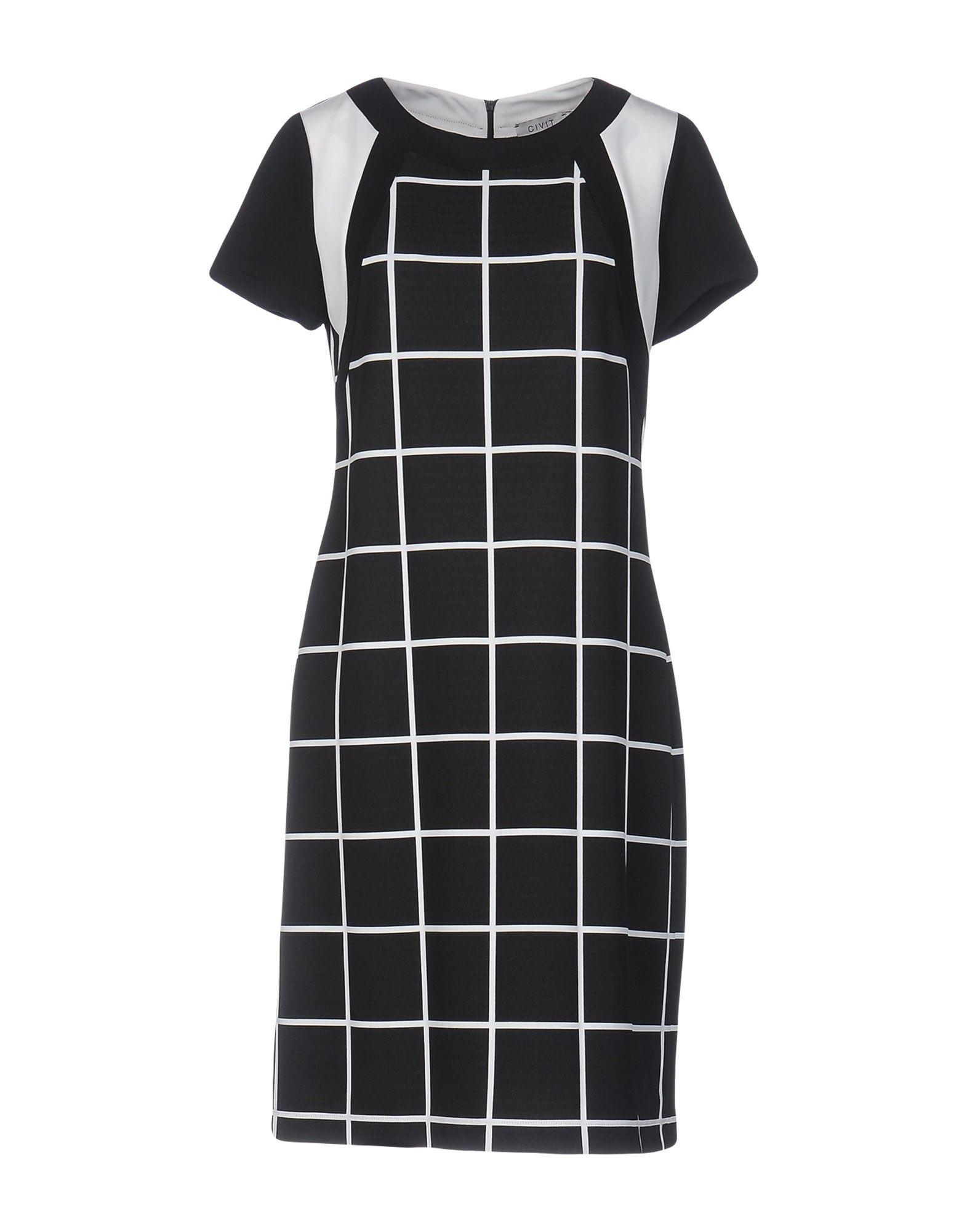 CIVIT Короткое платье цена и фото