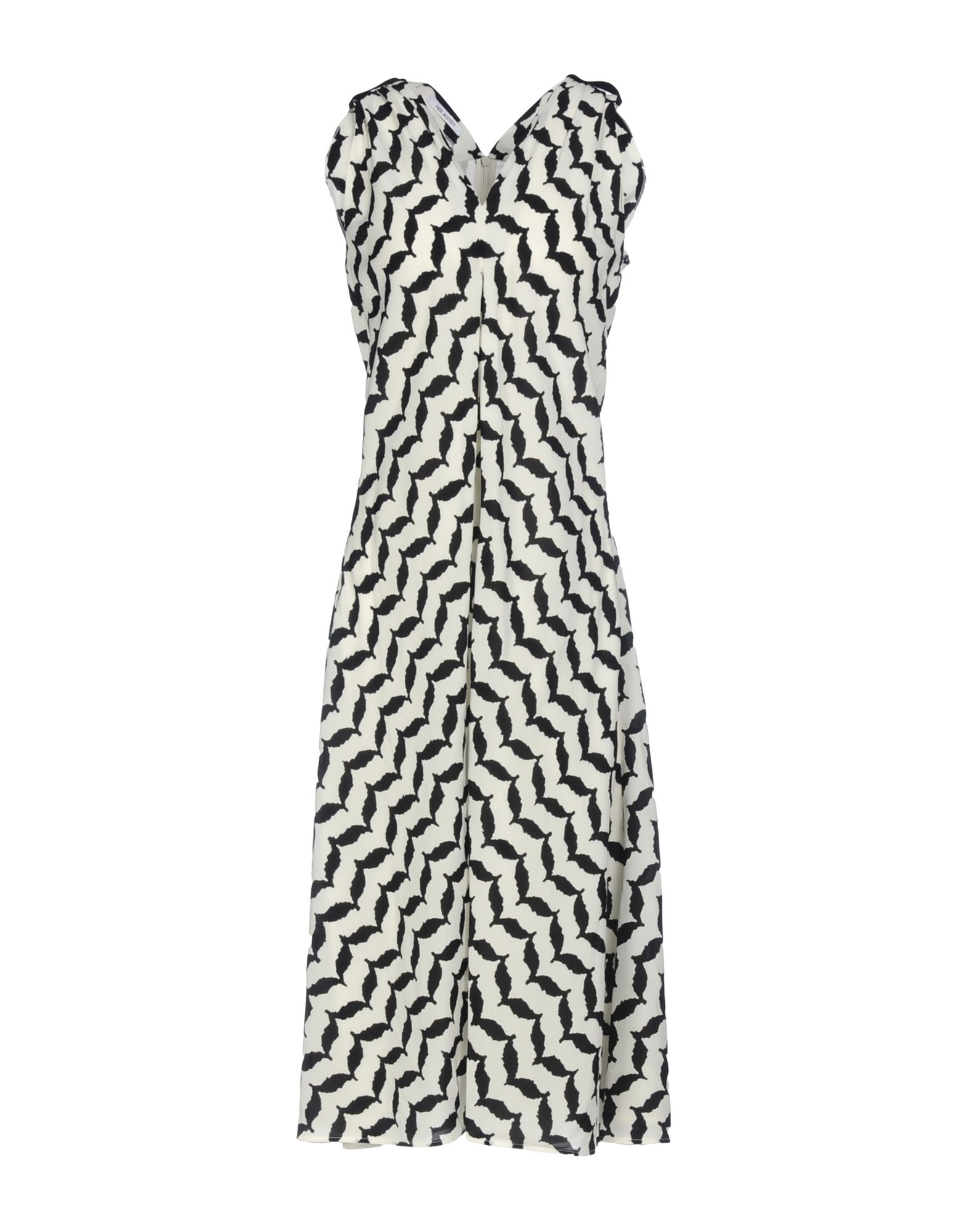 NEIL BARRETT Платье длиной 3/4 neil barrett футболка