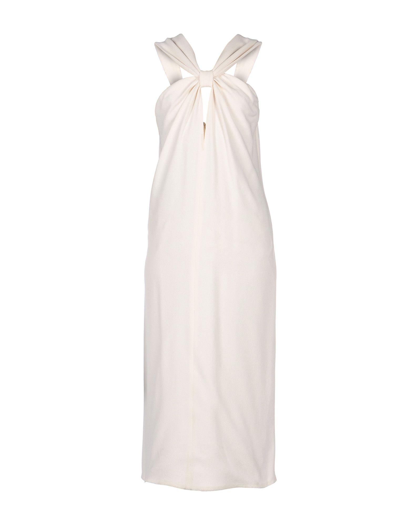 где купить PROTAGONIST Платье длиной 3/4 по лучшей цене