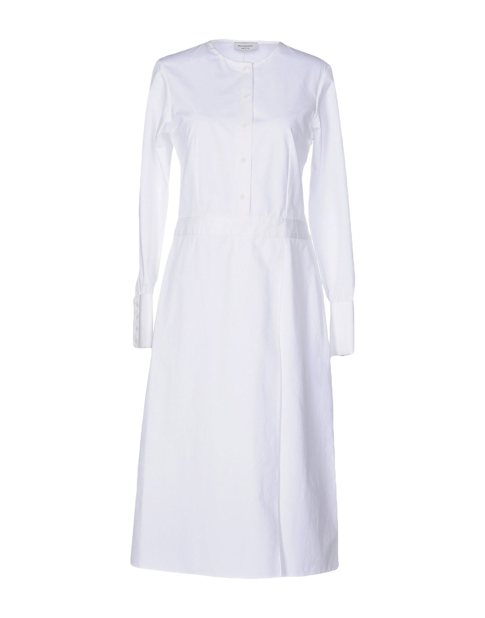 где купить PROTAGONIST Платье до колена по лучшей цене