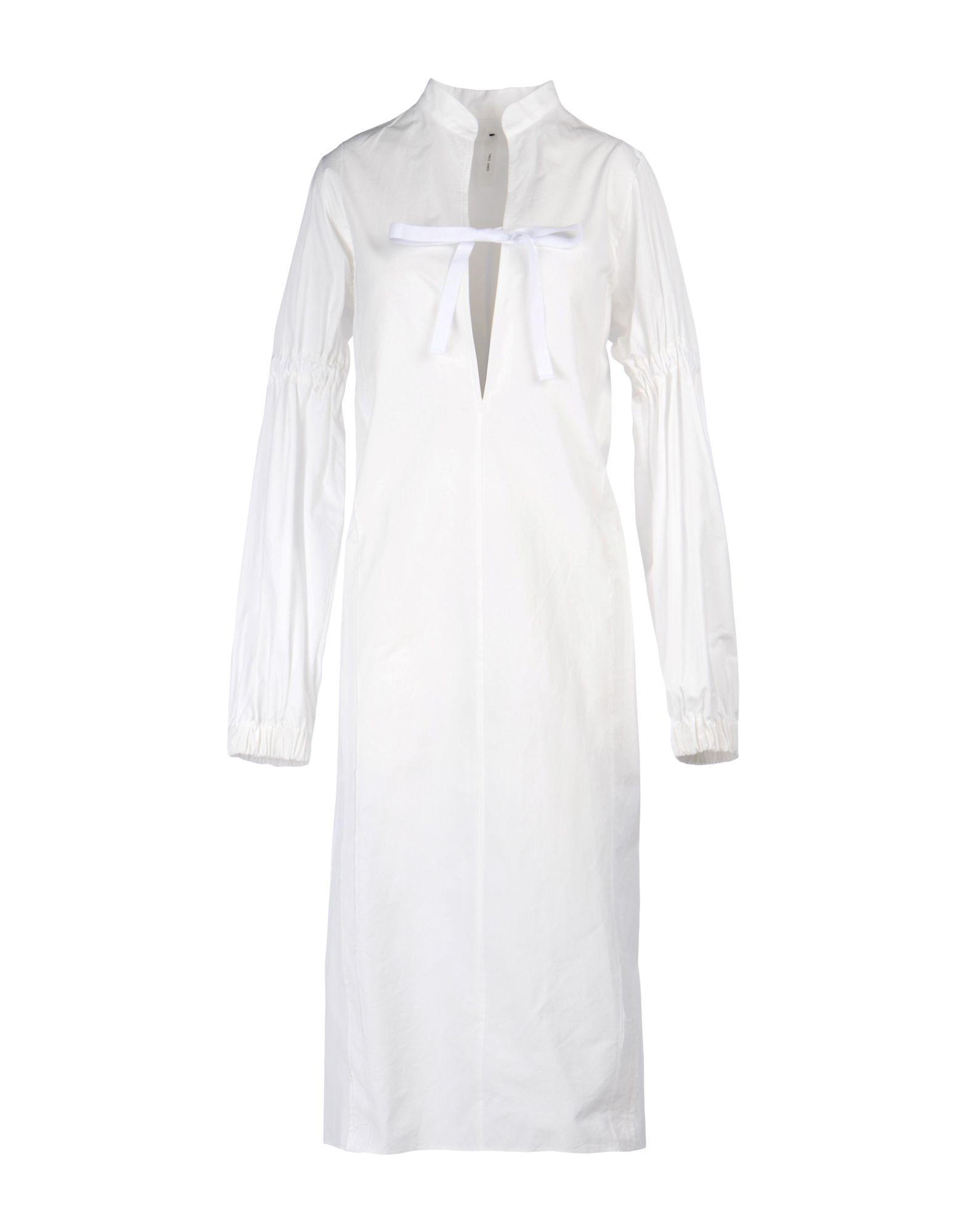 DAMIR DOMA Платье до колена цены онлайн