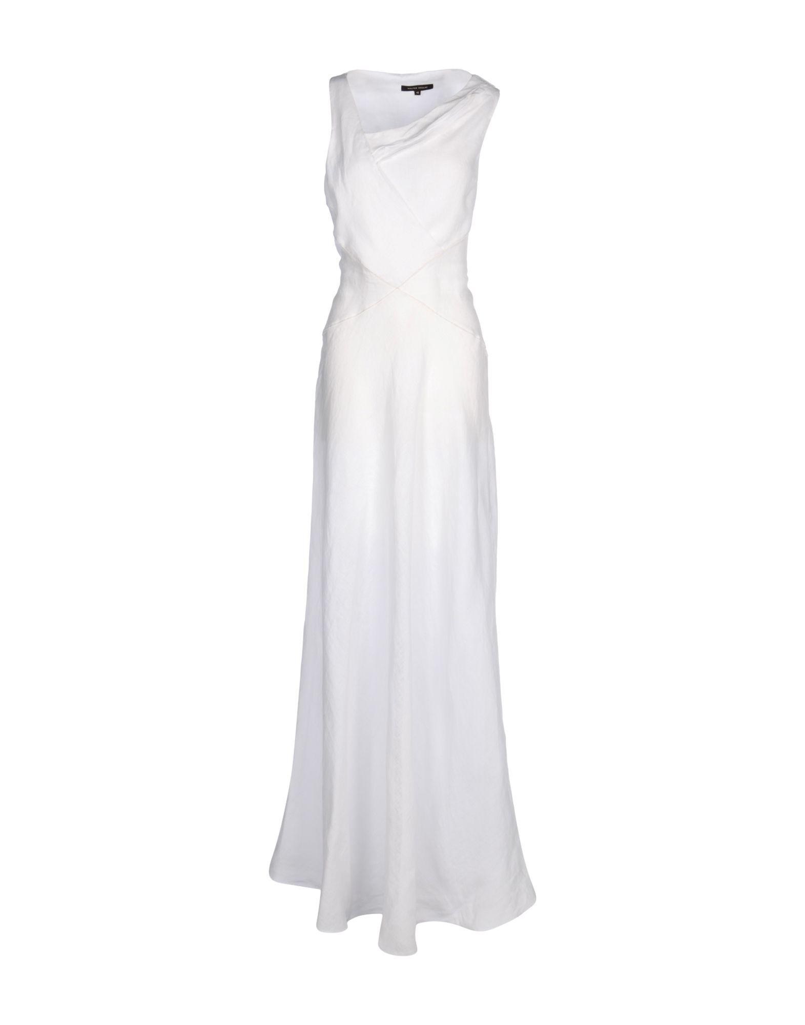 WALTER VOULAZ Длинное платье walter voulaz короткое платье