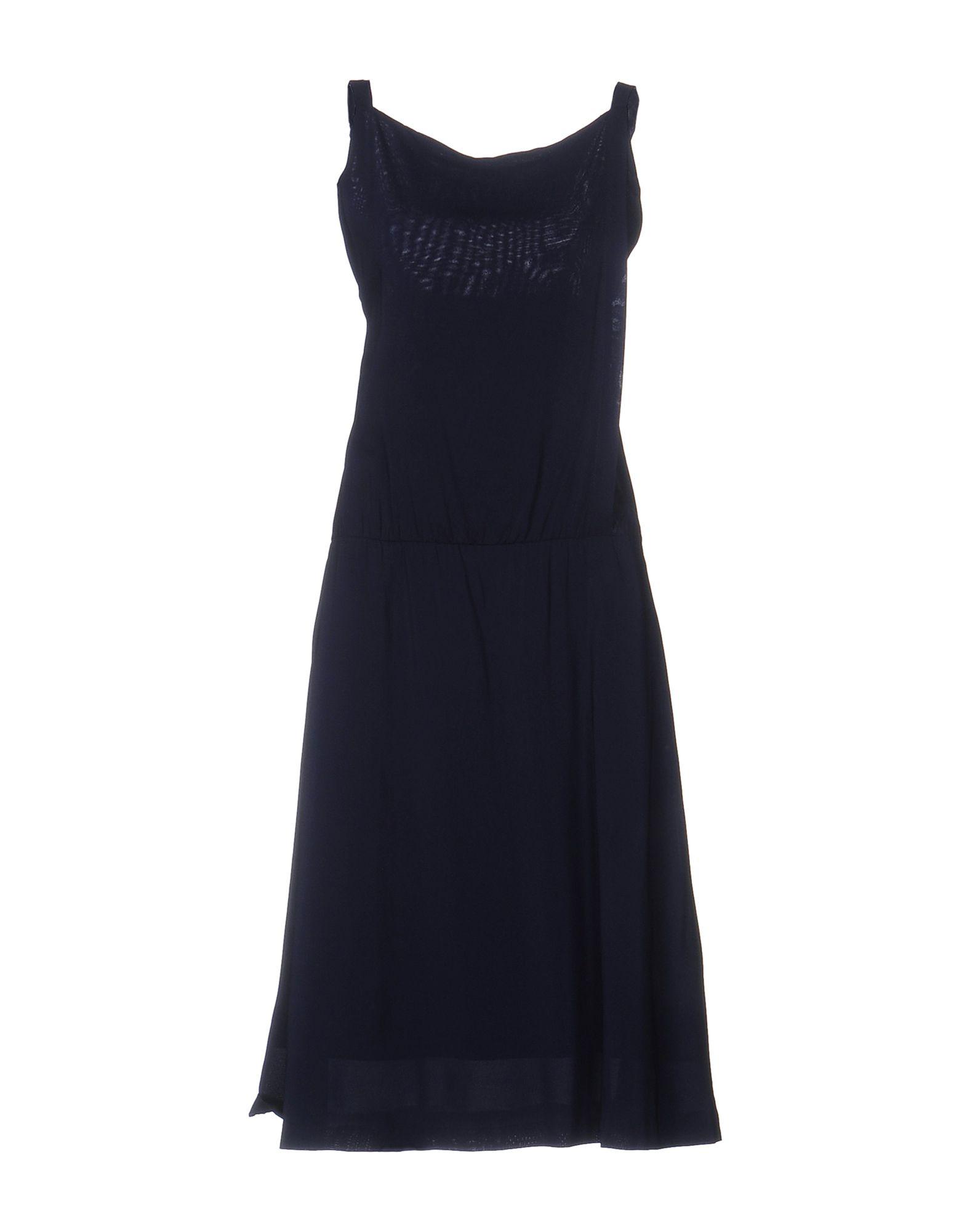 цена  ISABEL DE PEDRO Платье до колена  онлайн в 2017 году