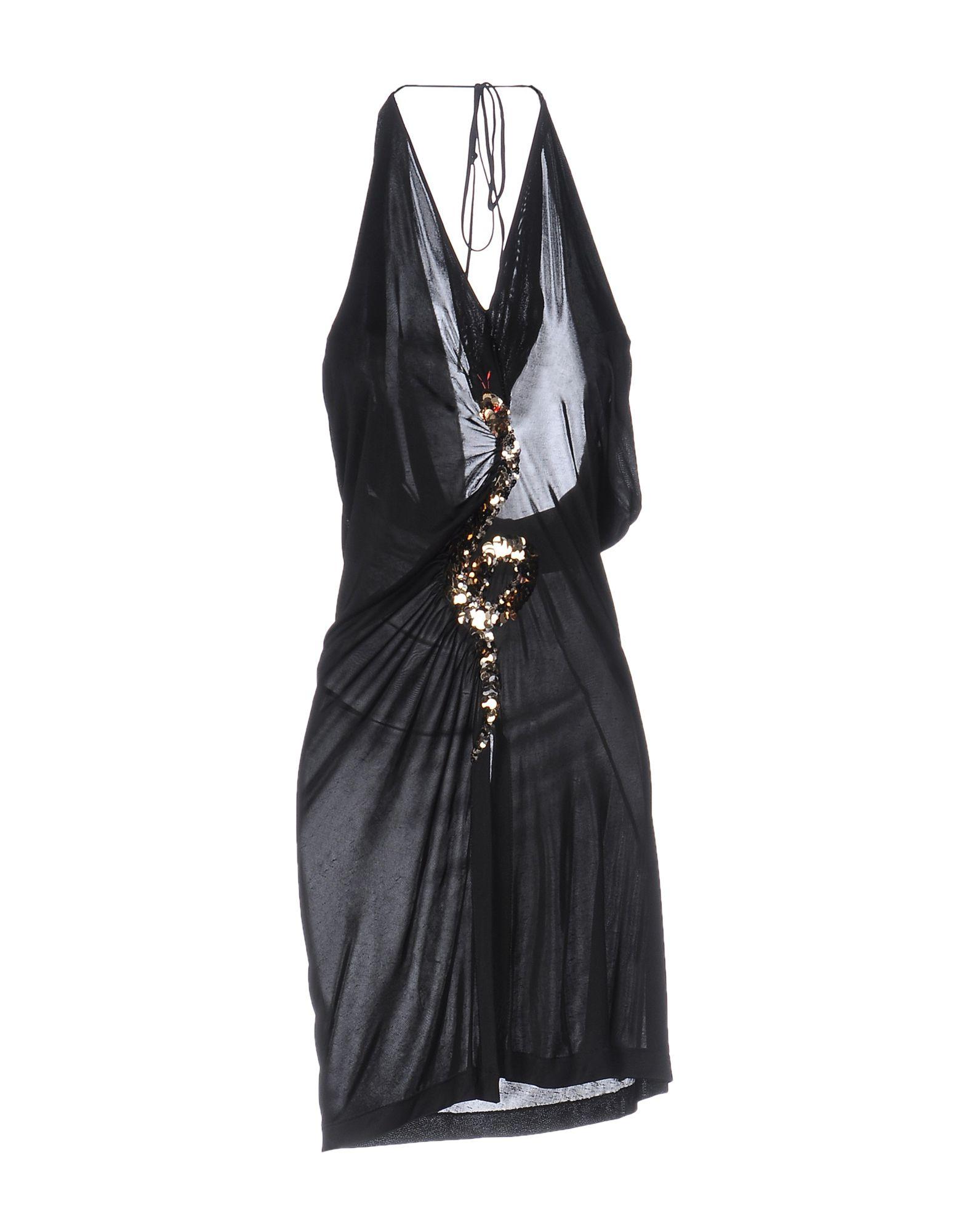 LAWRENCE STEELE Короткое платье