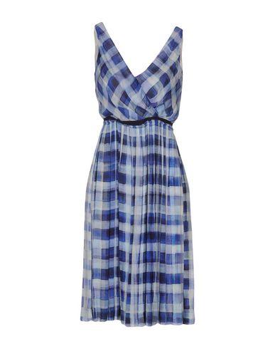 Платье до колена PAUL SMITH BLACK LABEL 34697418TD