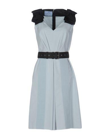 Платье до колена PRADA 34697425RX