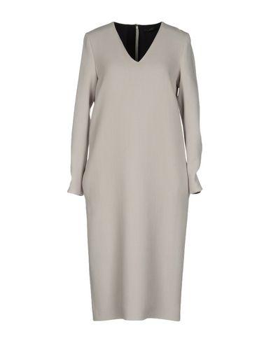 Платье до колена от ALBINO TEODORO
