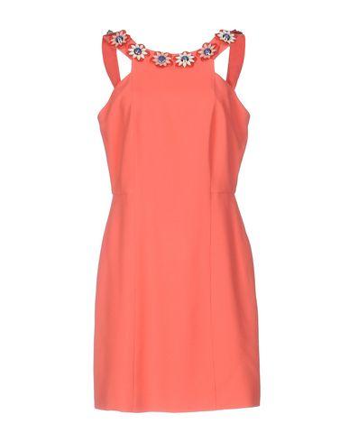 Короткое платье FENDI 34697693SG