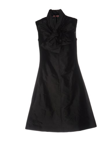 Короткое платье ROSE' A POIS 34698073KL