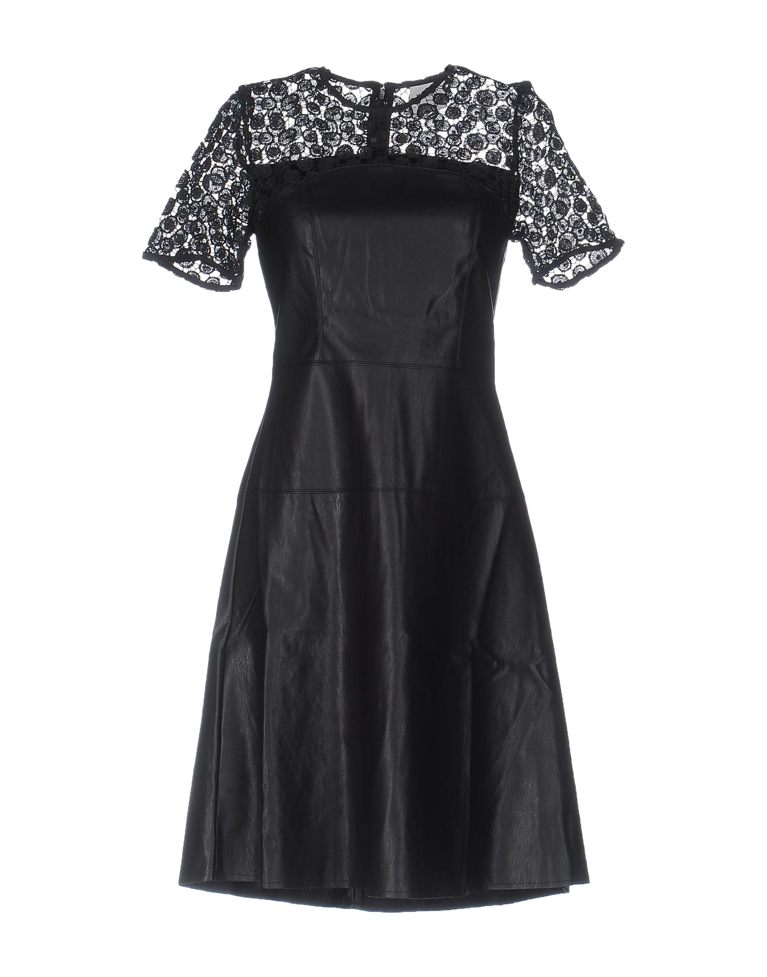 VERO MODA JEANS Короткое платье цена 2017